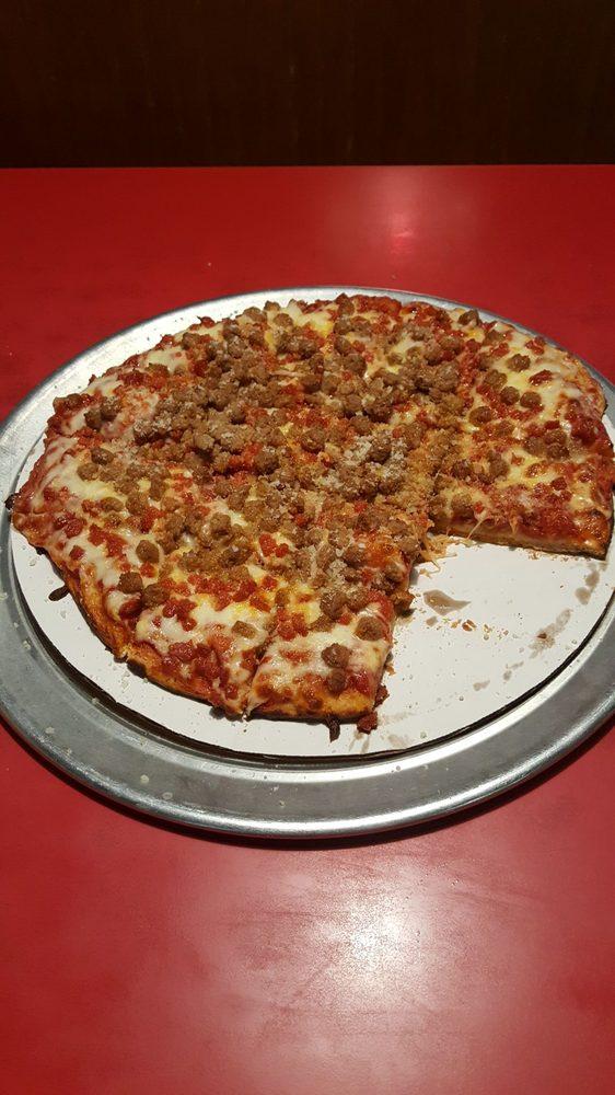 SIR Pizza of Randleman: 413 S Main St, Randleman, NC