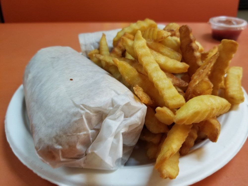 Olympia Cafe: 7021 Brookville Rd, Chevy Chase, MD