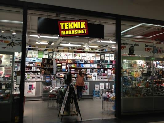 Teknikmagasinet Sweden - Electronics - Kista Galleria M ab9dca0527ca3