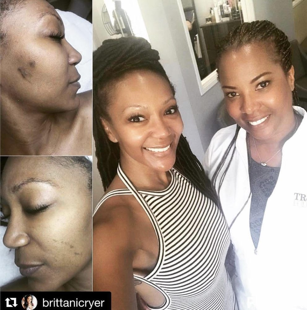 Tracy Hudson Skin Care