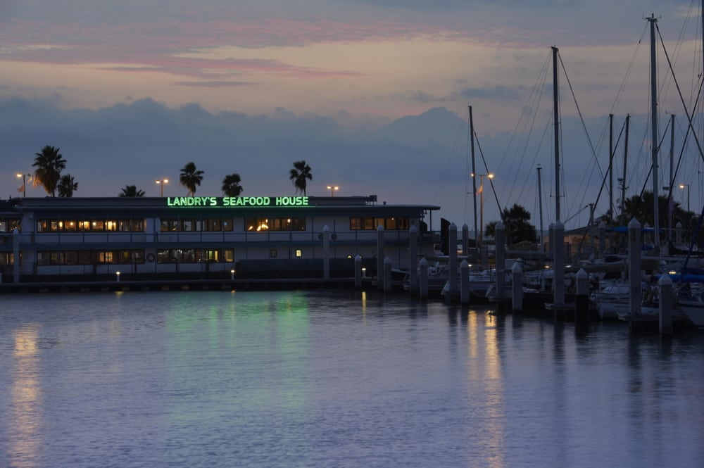 Landry's Seafood House: 600 N Shoreline Blvd, Corpus Christi, TX