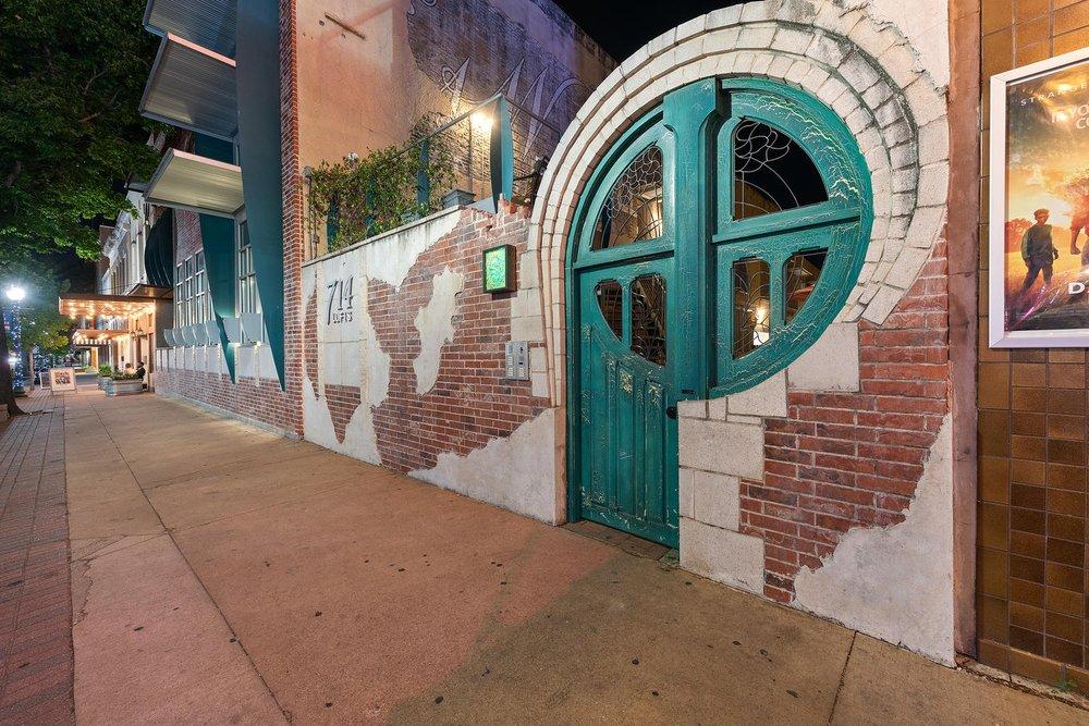 Green Door Lofts: 714 Austin Ave, Waco, TX