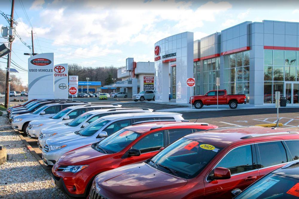 Photos for DCH Brunswick Toyota - Yelp