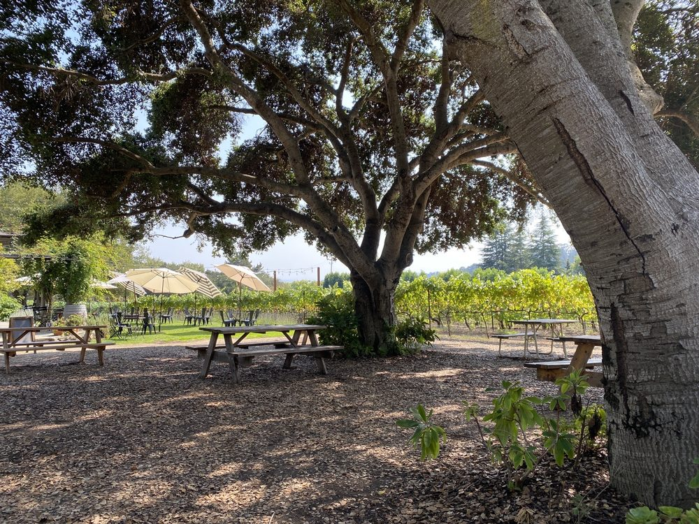Nicholson Vineyards Winery: 2800 Pleasant Valley Rd, Aptos, CA