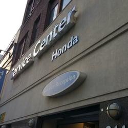 Honda Of Manhattan >> Honda Manhattan Service 39 Reviews Auto Repair 614 W 56th St