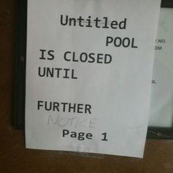Photo Of Comfort Inn Belleville Mi United States Pool Is Closed Until