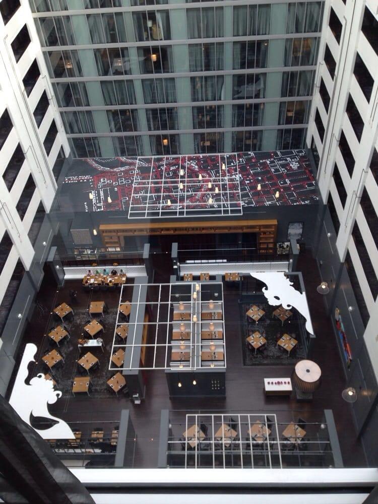 Find Restaurants Near Hilton Columbus Downtown