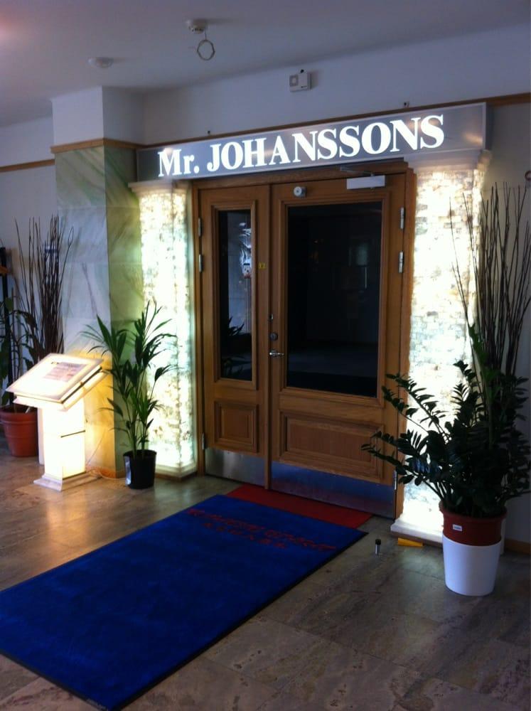 Mr Johanssons Restaurang