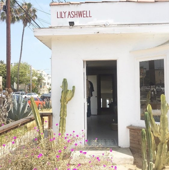 Lily Ashwell: 566 Rose Ave, Venice, CA
