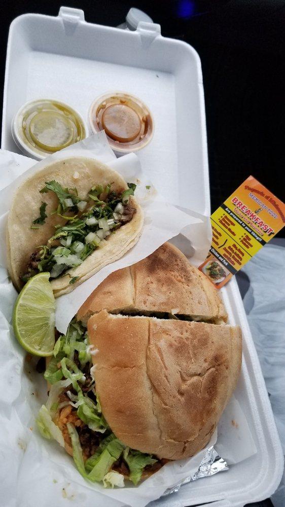 Taqueria El Michoacano: 101 Altamesa Blvd, Fort Worth, TX