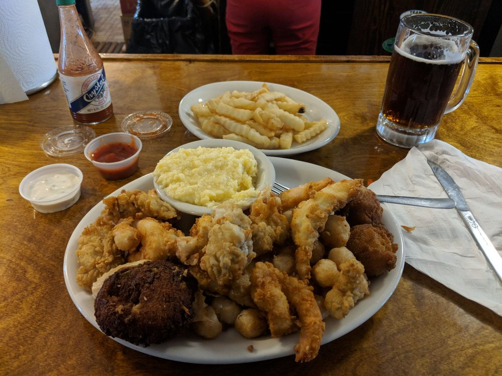 Nick's Seafood: 7585 W Hwy 20, Freeport, FL