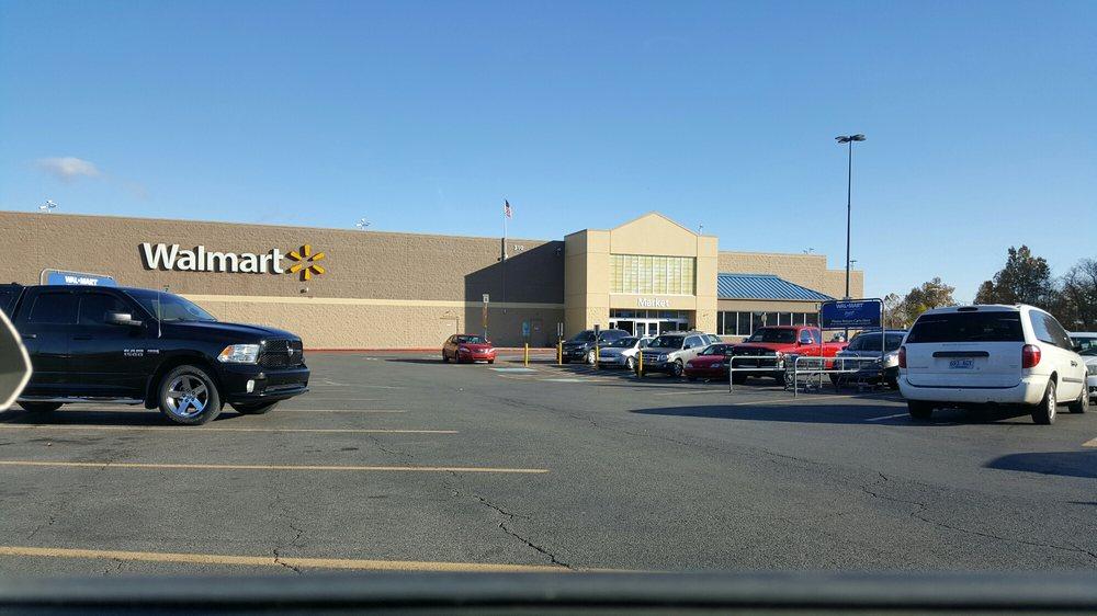 Walmart Supercenter: 310 W 5th St, Benton, KY
