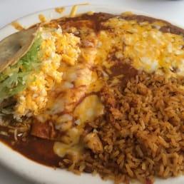 Photo Of Mi Patio   Phoenix, AZ, United States. Lunch Special   Shredded