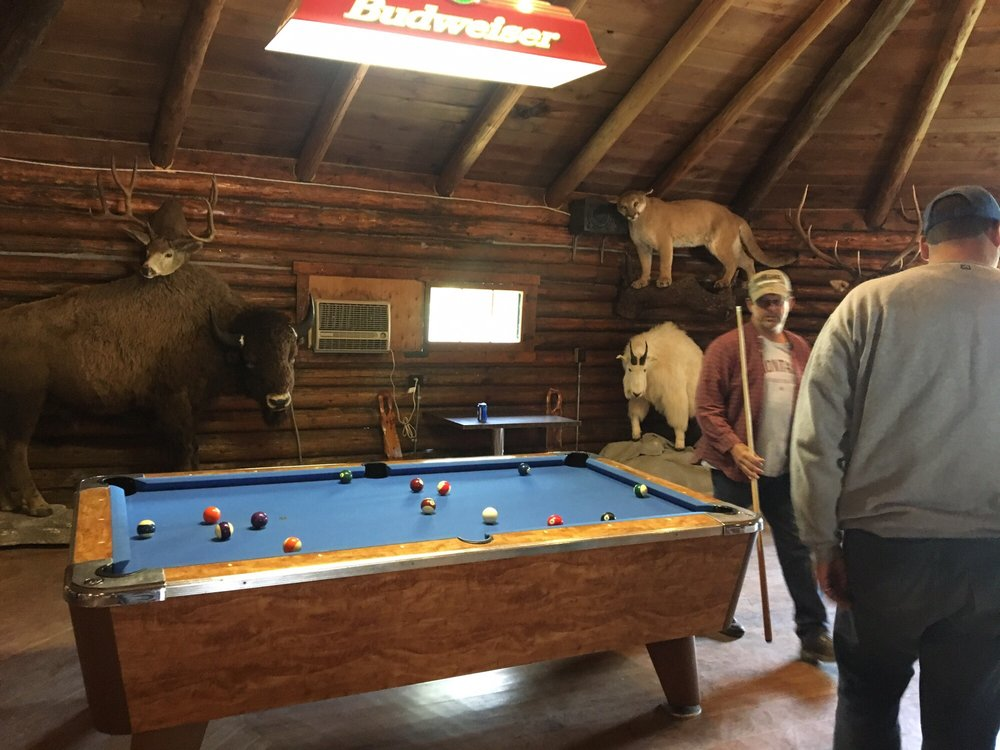 Sun Canyon Lodge & Outfitting: Augusta, MT