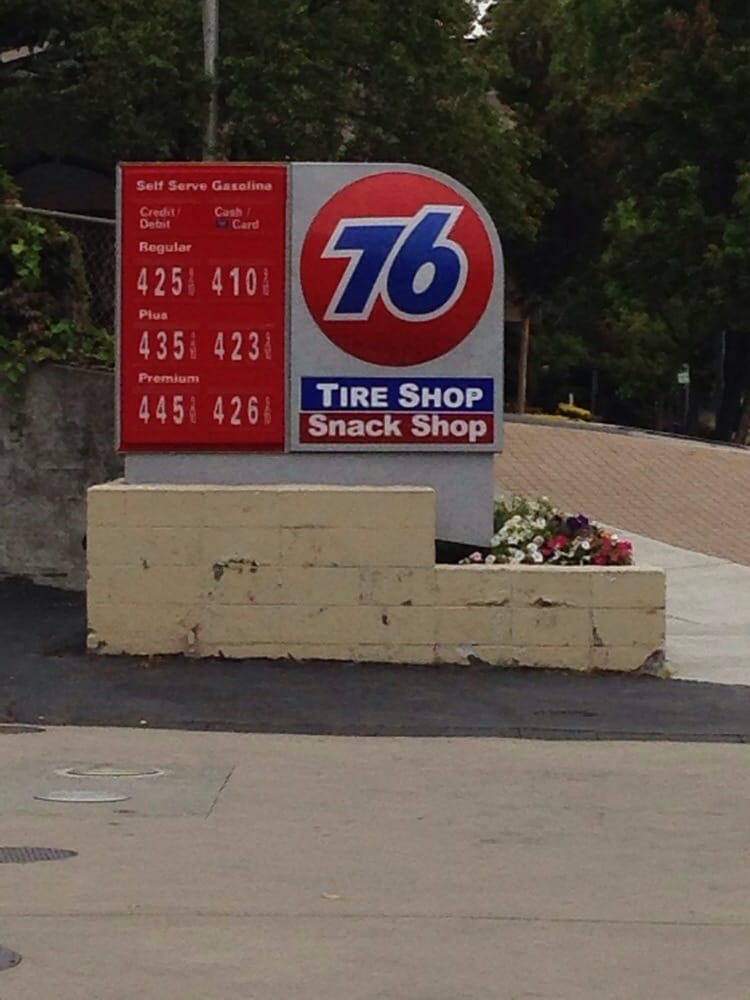 76 Gas Station