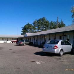 Photo Of Maple Lane Motel Bad Axe Mi United States Older But