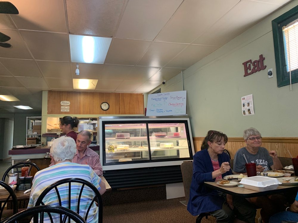 Spring Garden Cafe: 600 central Ave, Nebraska City, NE