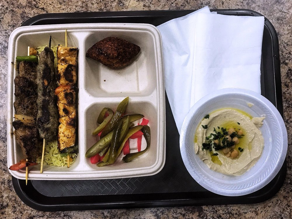 Mr Kabab: 801 Fairview Rd, Asheville, NC