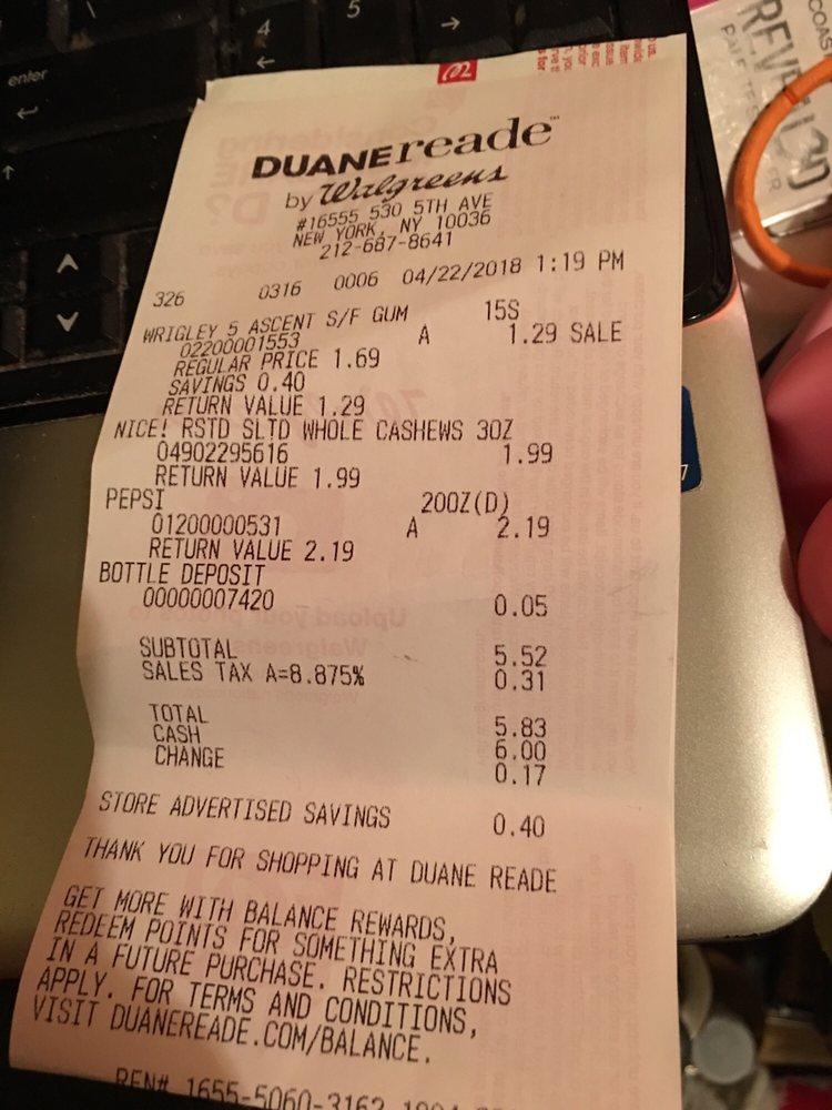 Duane Reade 19 Photos 24 Reviews Drugstores 530 5th Ave
