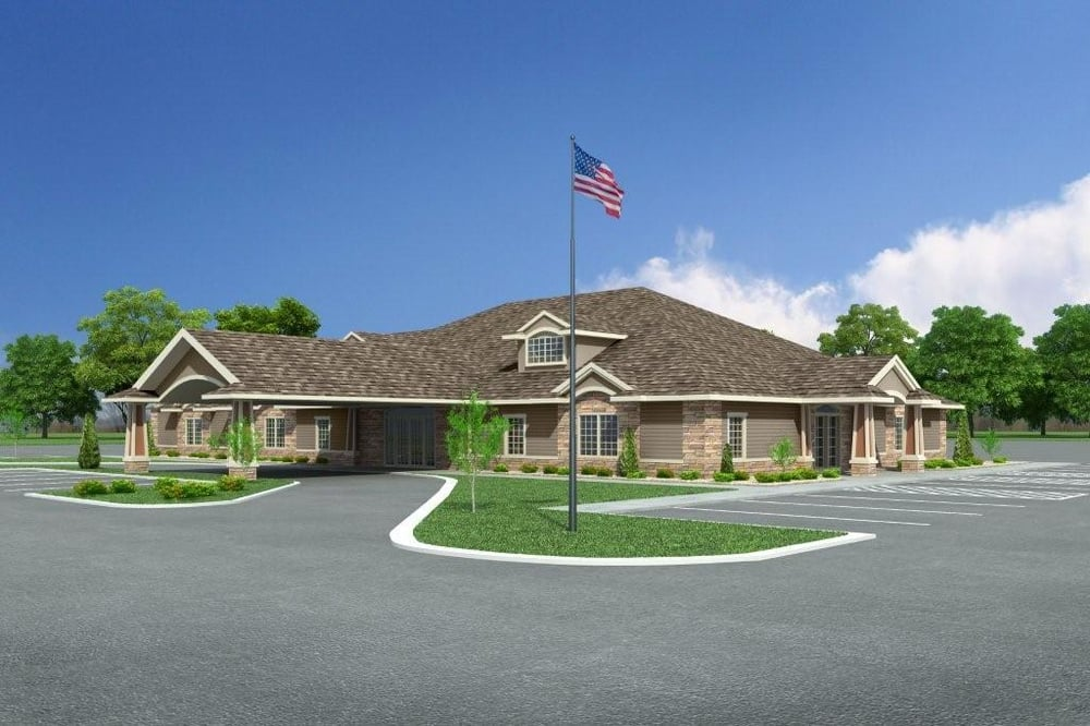 Henderson Funeral Home and Crematory: 2131 Velde Dr, Pekin, IL