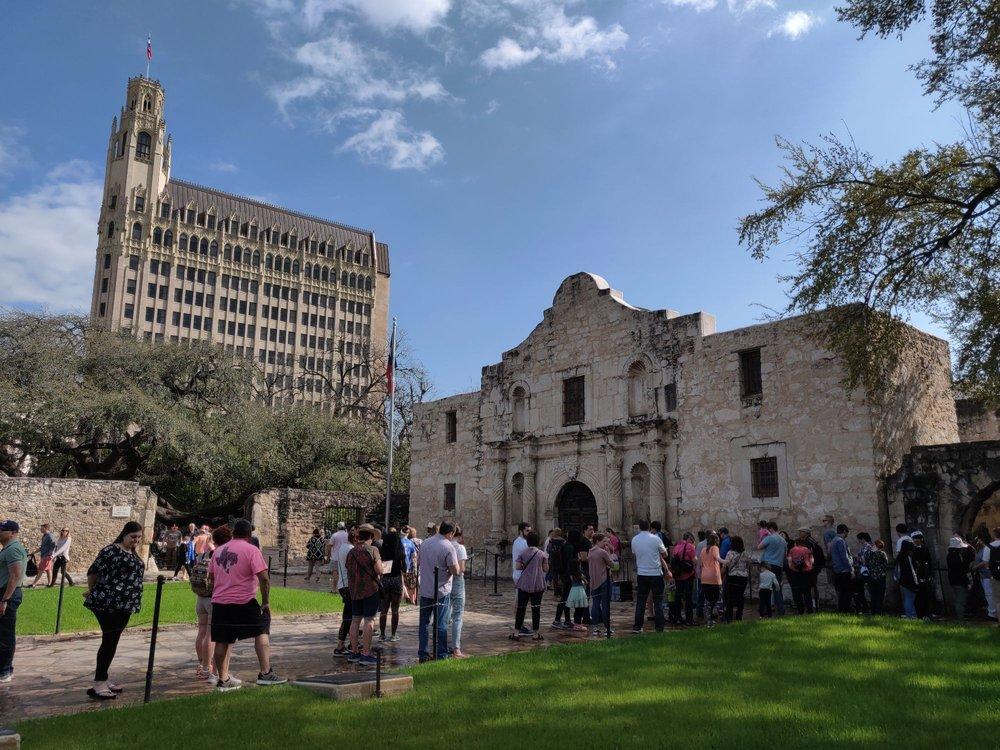 Social Spots from The Alamo