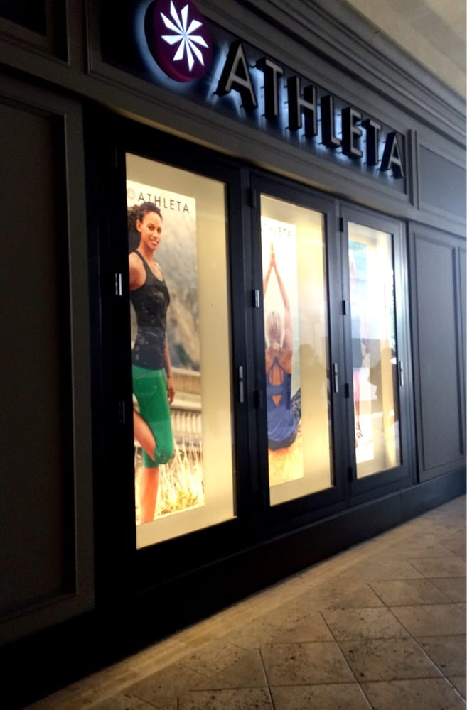 The Physical Address Location of Athleta is Provided as: