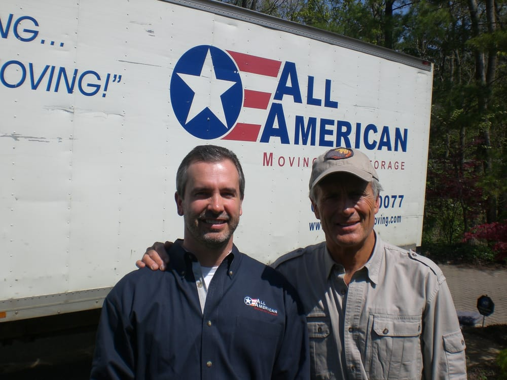All American Moving & Storage