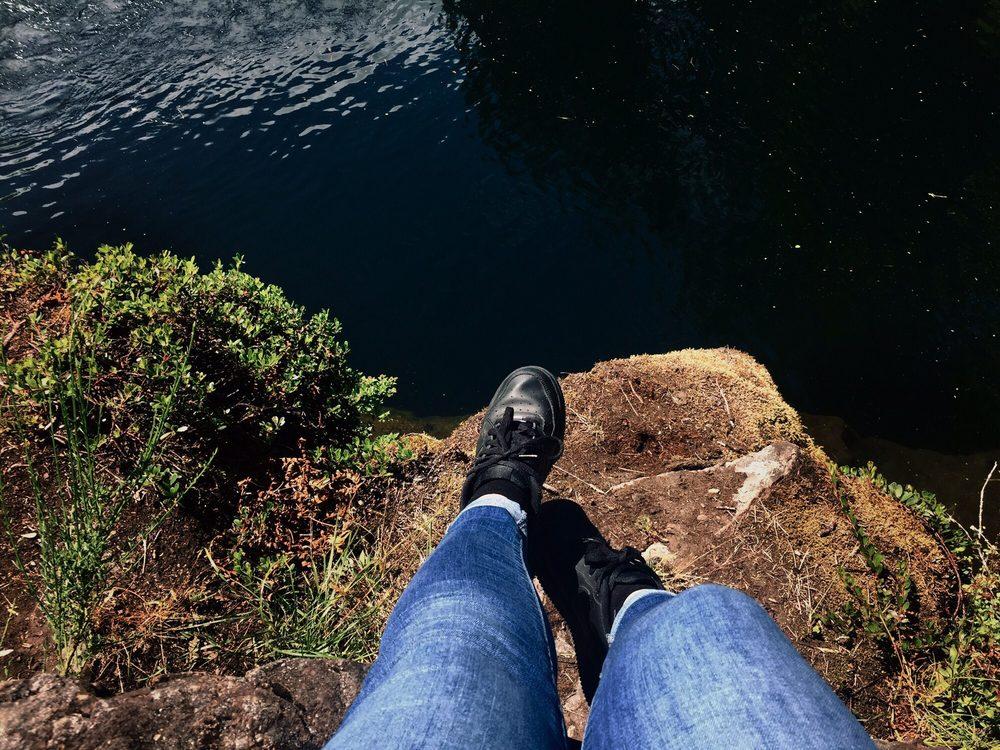 Photo of Lucia Falls: Yacolt, WA