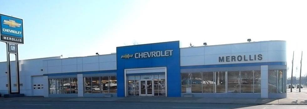 Merollis Chevrolet Used Cars