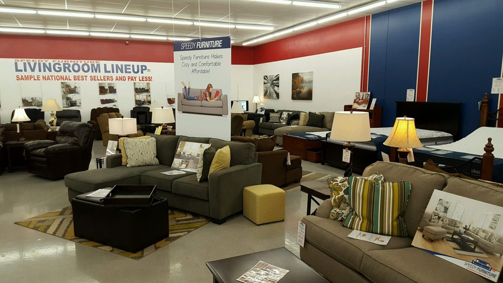 Speedy Furniture of Grove City: 8 Pine Grove Village Dr, Grove City, PA