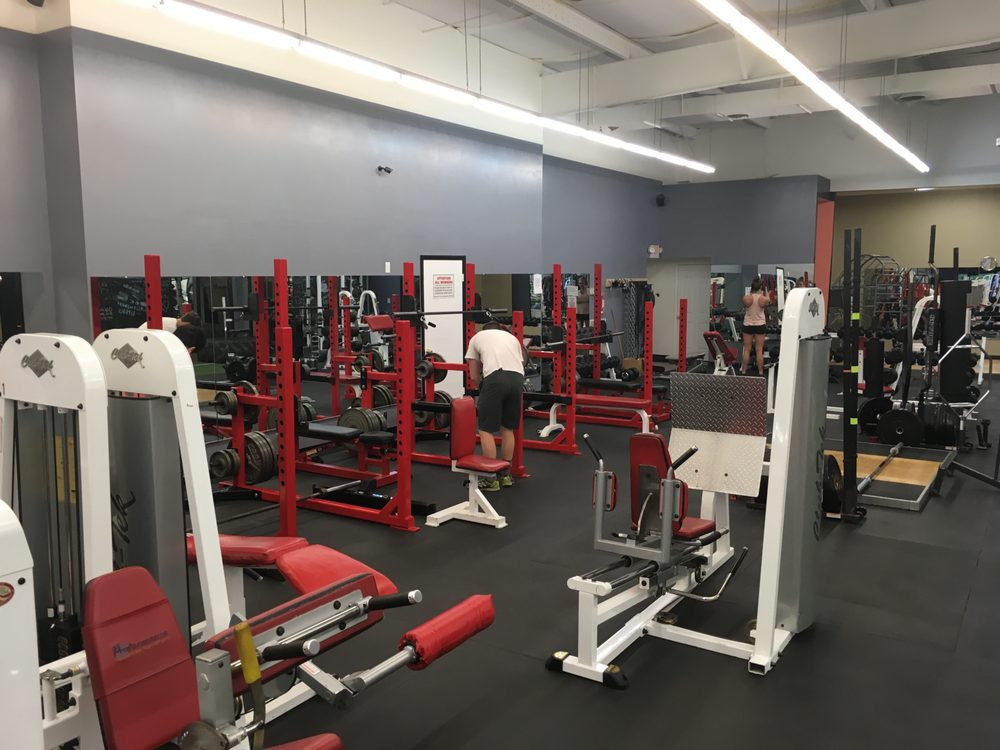 New Millennium Fitness: 121 Boone Square St, Hillsborough, NC