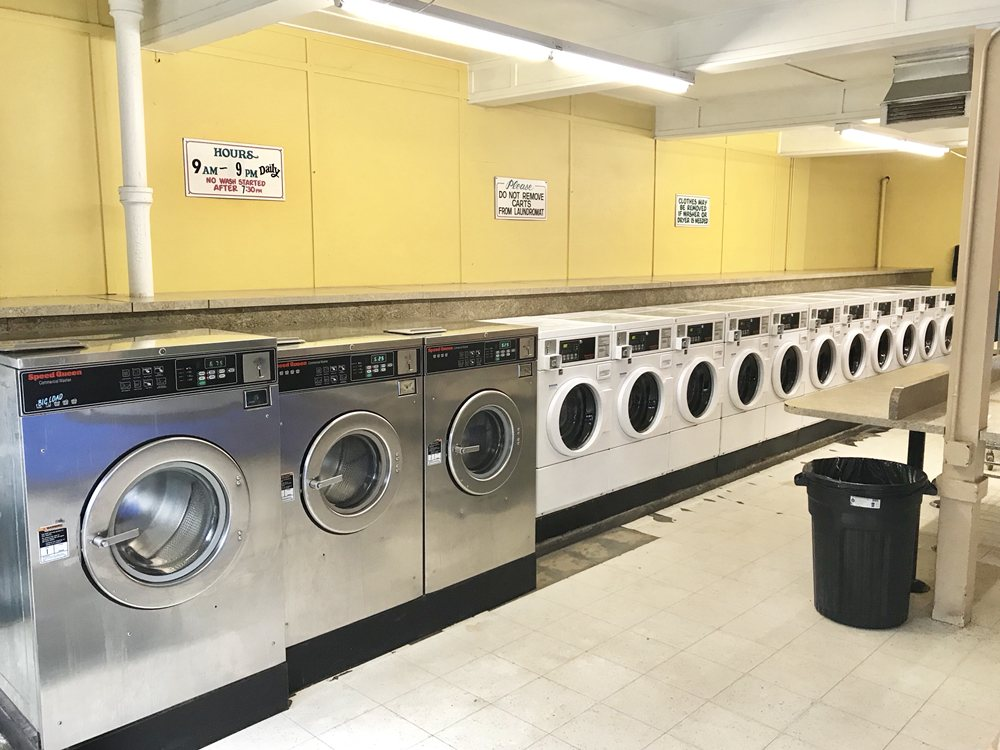 Valley Launderette: 12609 Hwy 9, Boulder Creek, CA
