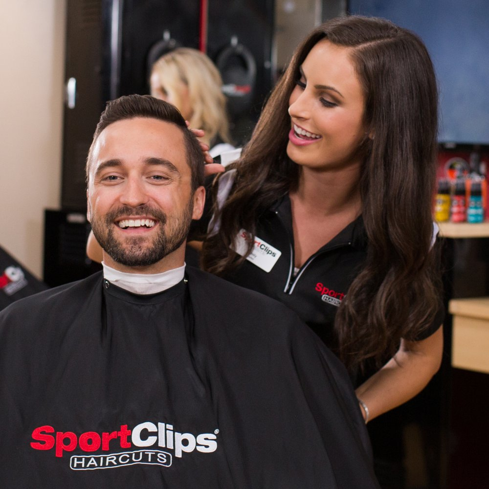 Photos For Sport Clips Haircuts Of Clinton Highway Yelp