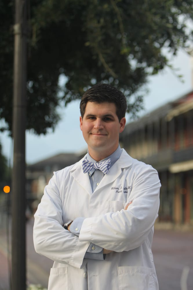 William Luster, MD: 617 Bienville St, Natchitoches, LA