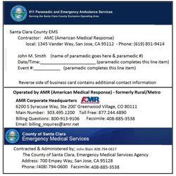 American Medical Response - 32 Reviews - Urgent Care - 1606