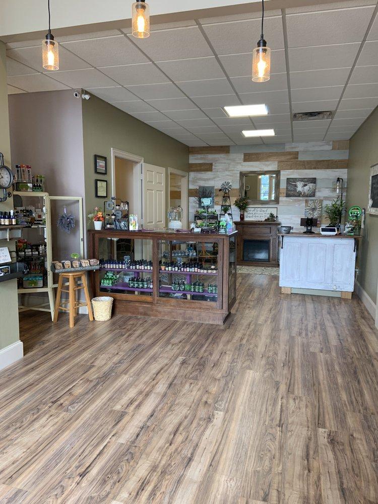 Nature's Mercantile +CBD Store: 100 Grapevine Hwy, Hurst, TX