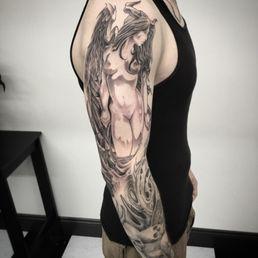 Mad hatter tattoo danbury ct