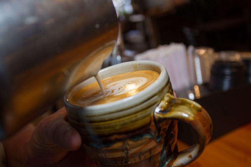 Cowboy Coffee: 125 N Cache St, Jackson, WY