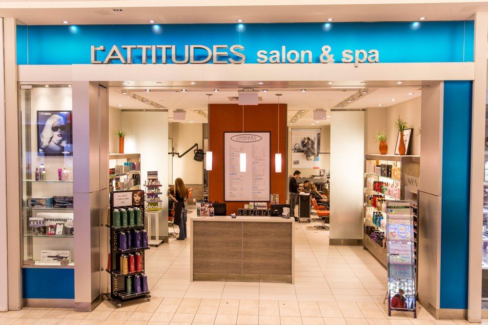 L attitudes salon spa 21 fotos peluquer as 5000 for A new attitude salon