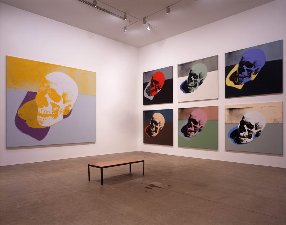 Gallery installation at The Andy Warhol Museum - Yelp