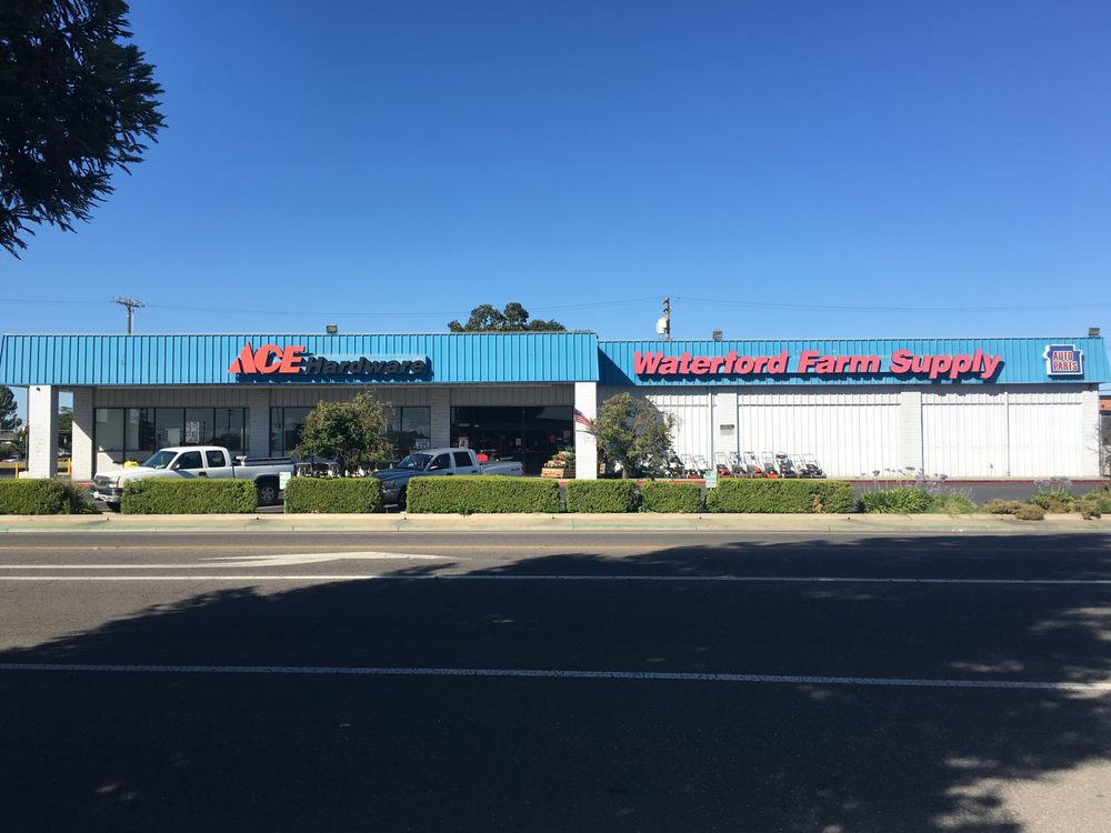 Waterford Farm Supply: 120 F St, Waterford, CA