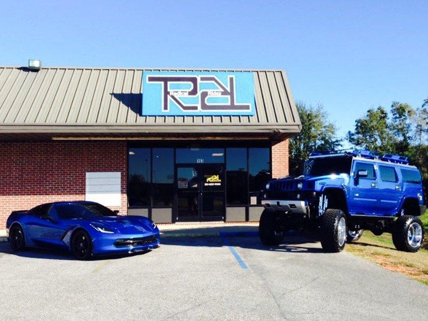 Radical Ridez: 163 E Riviera Blvd, Foley, AL