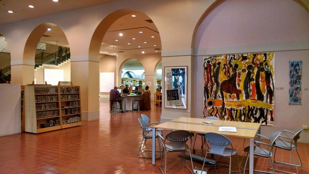 Miami Dade Public Library System - Main Library