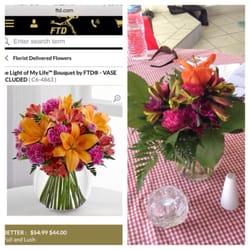 Ftd Florist Closed 22 Reviews Florists 1109 S El