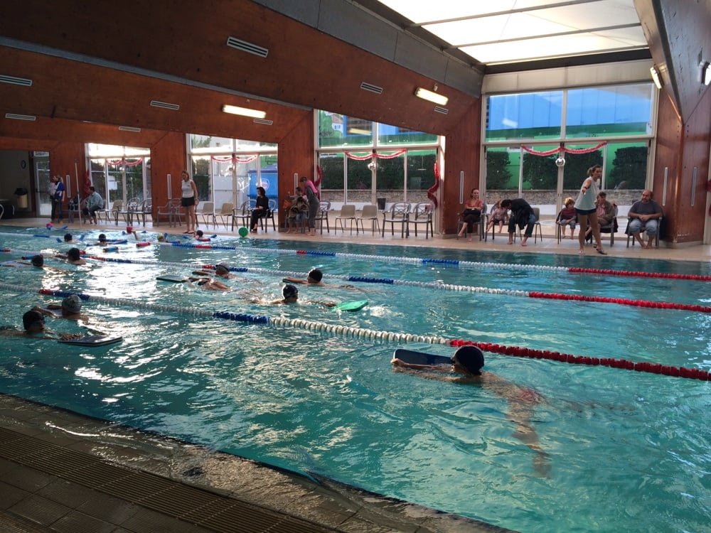 Piscine municipale d allauch swimming pools complexe for Complexe piscine