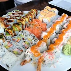 Aroma restaurant sushi 96 photos 119 reviews sushi for Aroma japanese cuisine restaurant