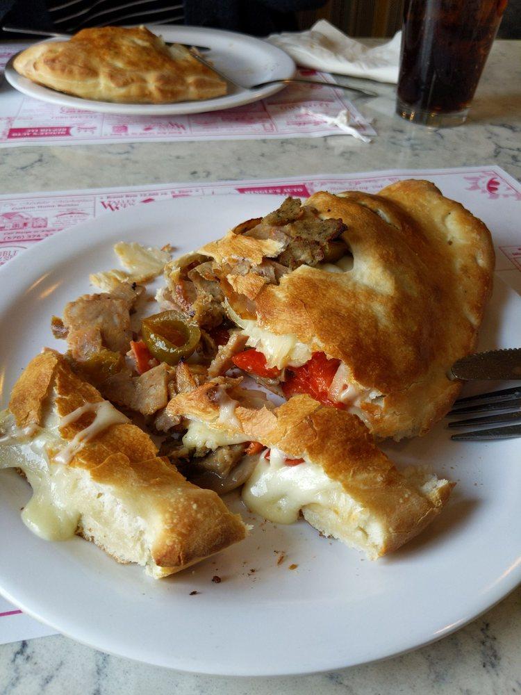 Original Italian Pizza: 27171 Rt 75 N, Port Royal, PA