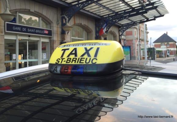 Taxi Bernard - Taxis - 1 rue Alsace Lorraine, Saint-Brieuc, Côtes ...