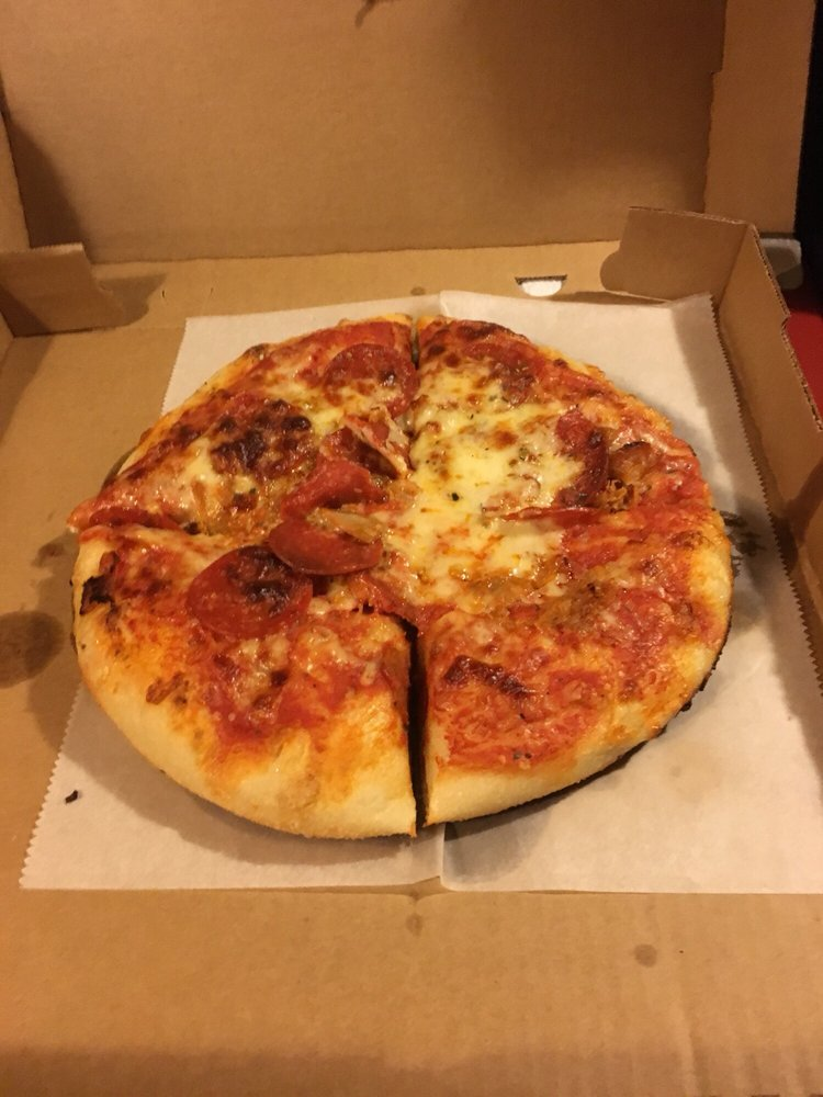 Dough Boys Gourmet Pizzeria: 60 Salina St, Baldwinsville, NY