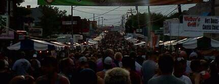 West Fest: Harrison Ave, Cincinnati, OH